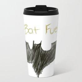 Bat Fuel coffee mug Travel Mug