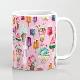 ice-cream pattern Coffee Mug