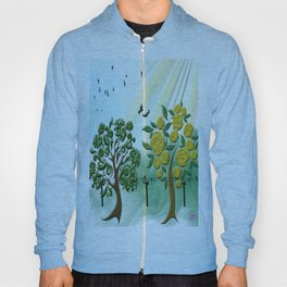 Peach tree Hoody