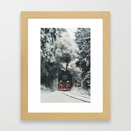 Schierke Framed Art Print