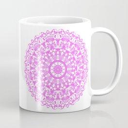 Mandala 12 / 3 eden spirit pink Coffee Mug