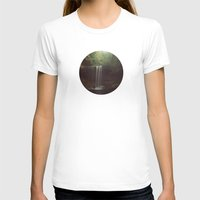 beaver T-shirts featuring Beaver Falls by Kevin Russ