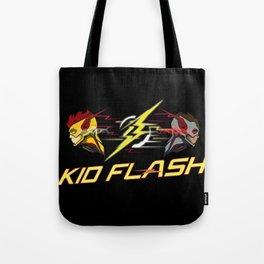 Kid Flash Tote Bag
