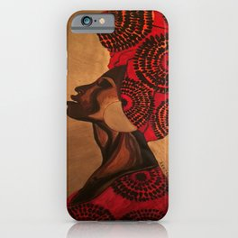 I Love My Headwrap iPhone Case