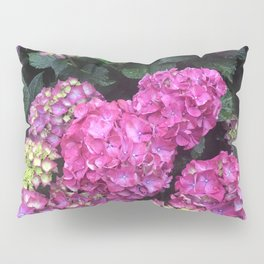 Pink Raindrops 2 Pillow Sham