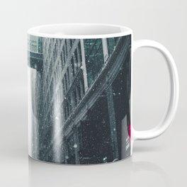 New york under the snow Coffee Mug