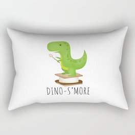 Dino-S'more Rectangular Pillow