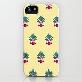 Vegetable: Beetroot iPhone Case