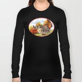 October on the Farm Long Sleeve T-shirt