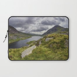 Tryfan and Lake Ogwen Laptop Sleeve