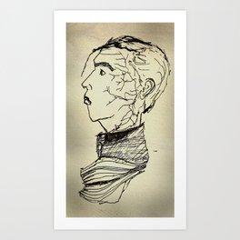 Jerome. Art Print
