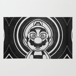 Super Trippin Bros. Mario is All Stars. Rug