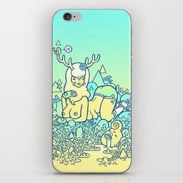 earthy delights iPhone Skin
