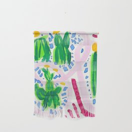 Flirty Girls Wall Hanging