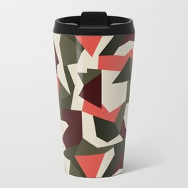 Camouflage pattern Travel Mug