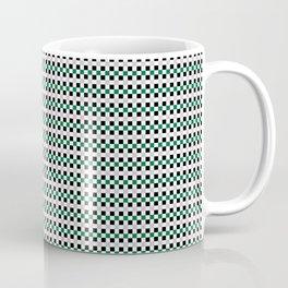 Stripe Vichy_Foresta Coffee Mug