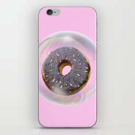 Bubble Donuts iPhone Skin