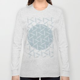 pattern circle Long Sleeve T-shirt
