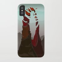 occult iPhone & iPod Cases featuring Occult Summit by Sean Thomas McDowell