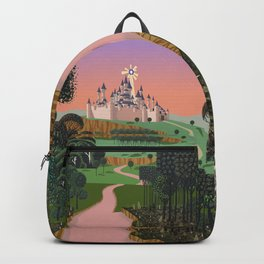 Dream for a Castle Backpack