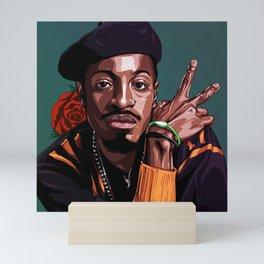 Mr. 3000 Mini Art Print