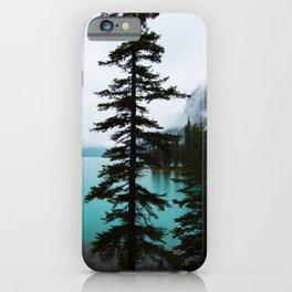 Maligne Lake  Landscape Photography iPhone Case