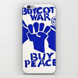 Buy Peace iPhone Skin