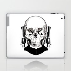 Revolver Beard Laptop & iPad Skin