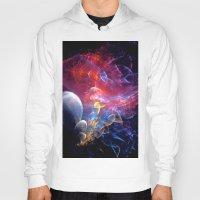 medusa Hoodies featuring Medusa by Art-Motiva