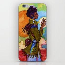desert mage iPhone Skin