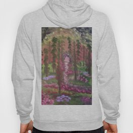 Secret cave to the land of gold Hoody