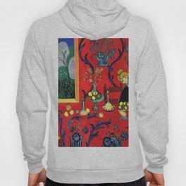 Henri Matisse Harmony in Red Hoody