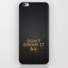 rocky horror. iPhone & iPod Skin