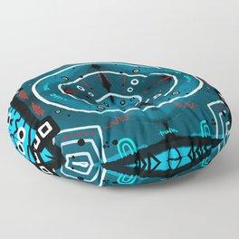 Celestial Depth Charge Floor Pillow