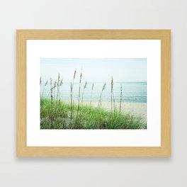 Blissful Framed Art Print
