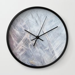 Linear Quartz Wall Clock
