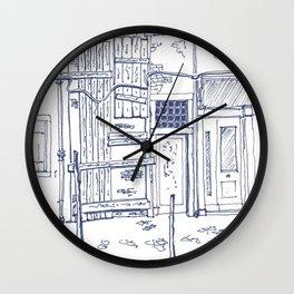 Real Venice Wall Clock