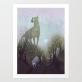Ancestor Art Print