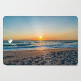 Canaveral National Seashore Sunrise Cutting Board