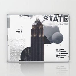 Empire State Laptop & iPad Skin