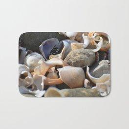 Broken Shells Bath Mat