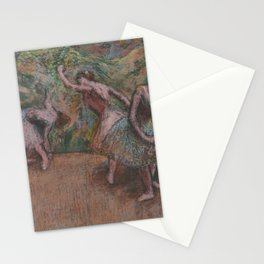 Edgar Degas - Ballet Scene Stationery Cards