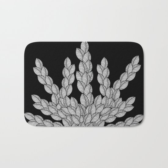Leaf 12 Bath Mat