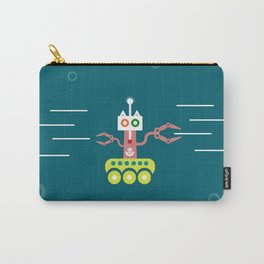 Underwater roboracoon Carry-All Pouch
