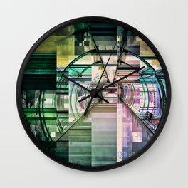 Defcon abstraction Wall Clock