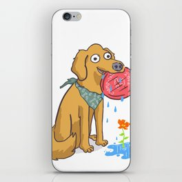 Dog Days iPhone Skin