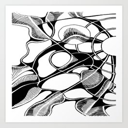 Adventures Art Print