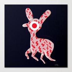 Creature no.123 Canvas Print