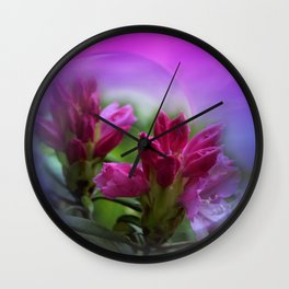 framed pictures -11- Wall Clock