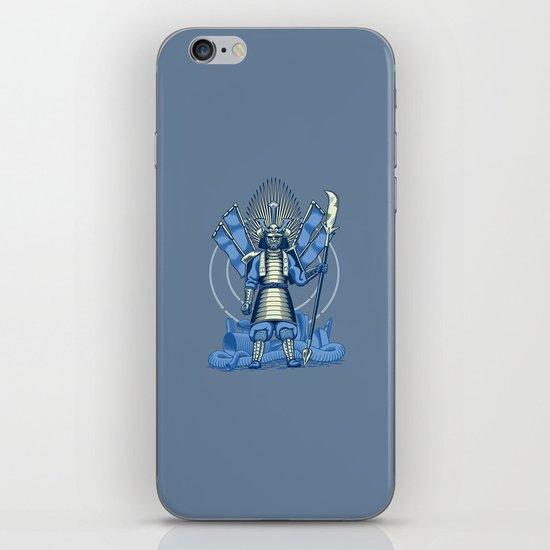 Samurai Nightmare iPhone & iPod Skin